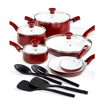 T-Fal Grand Chef Ceramic Cookware Set