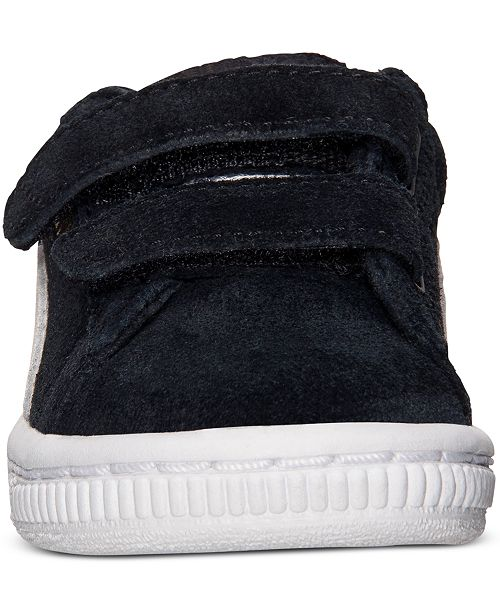 a5986bded0b Puma Toddler Boys  Suede 2 Straps Sneakers from Finish Line - Finish ...