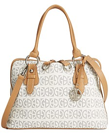 Block Signature Dome Satchel, Created for Macy's