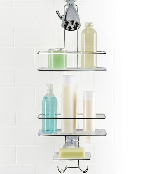OXO Bath Accessories, 3 Tier Shower Caddy