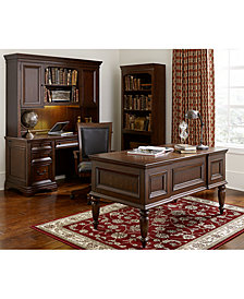 CLOSEOUT! Cambridge Home Office Furniture Collection