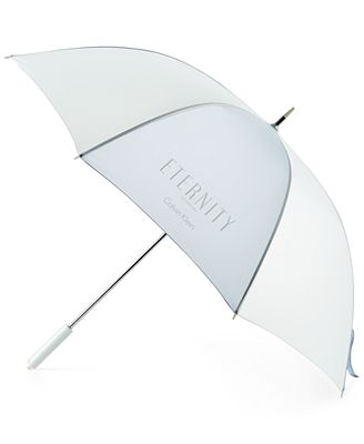 Receive a Complimentary Umbrella with $74 Calvin Klein ETERNITY fragrance purchase