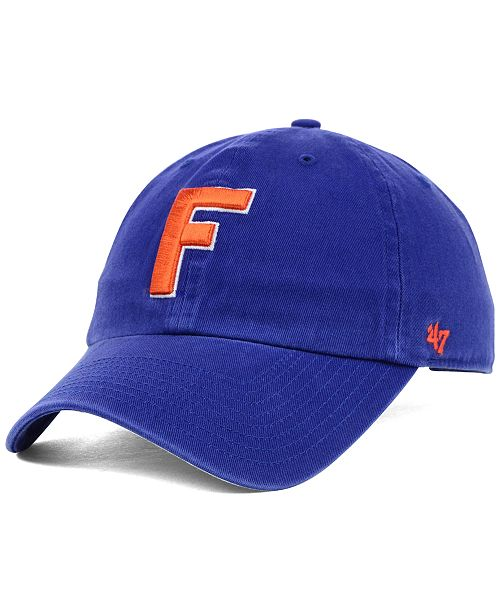 wholesale dealer 1f4be 0d41b ... new zealand 47 brand florida gators clean up cap sports fan shop by lids  men 3f9c0