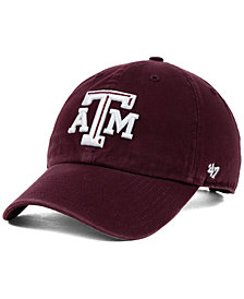 '47 Brand Texas A&M Aggies Clean-Up Cap