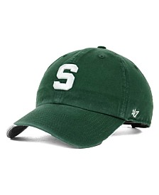 '47 Brand Michigan State Spartans Clean-Up Cap