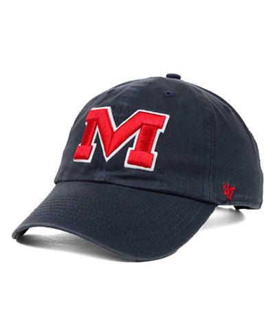 '47 Brand Mississippi Rebels Clean-Up Cap