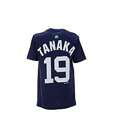 Masahiro Tanaka New York Yankees Official Player T-Shirt, Big Boys (8-20)