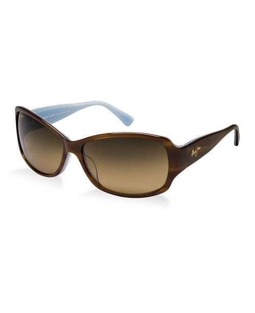 639467fd190d ... Maui Jim Polarized Nalani Sunglasses