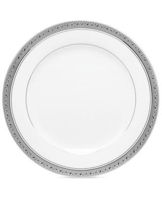 Dinnerware, Crestwood Platinum Salad Plate