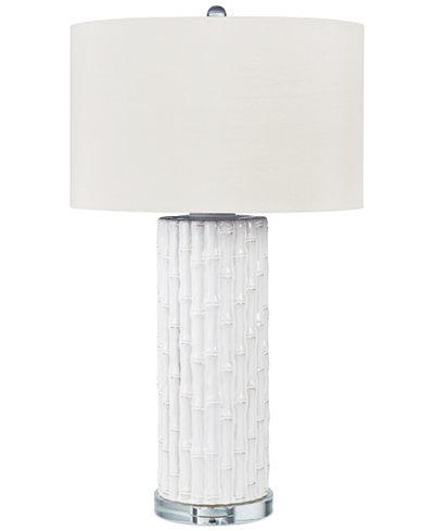 Regina andrew design white ceramic table lamp
