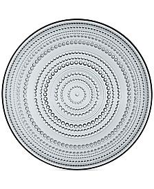 """Iittala Kastehelmi Smoke 12.25"""" Large Plate"""