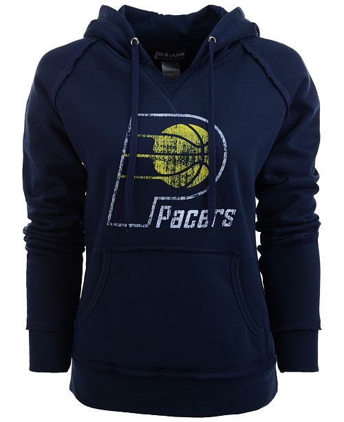 5th & Ocean Women's Indiana Pacers Pullover Hoodie