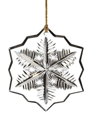 Marquis by Waterford 2014 Annual Snowflake Christmas Ornament