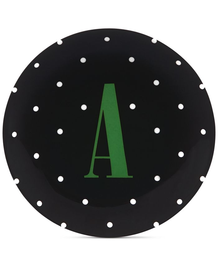 kate spade new york - Monogram Dish Collection