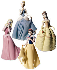 Nao by Lladro Disney Princess Collection