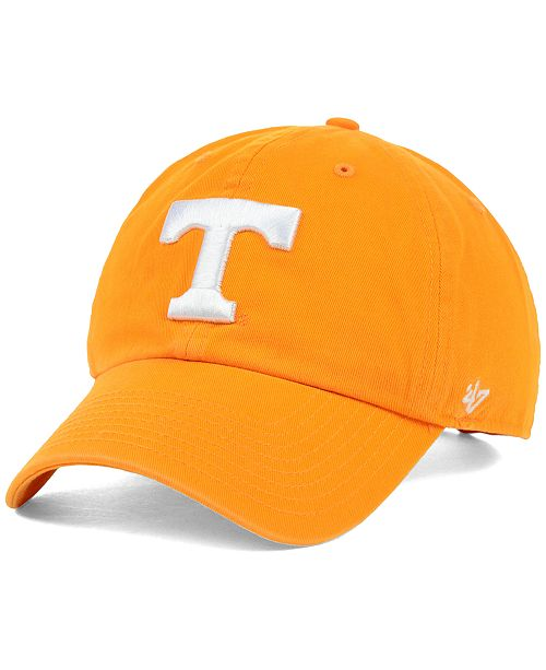 '47 Brand Tennessee Volunteers NCAA Clean-Up Cap