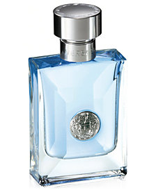 Versace Men's Pour Homme Eau de Toilette Spray, 1.7 oz.