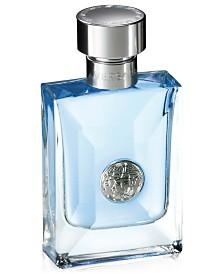 Versace Men's Pour Homme Eau de Toilette Spray, 1.7 oz.