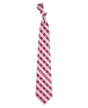 Indiana Hoosiers Checked Tie