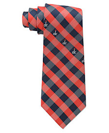 Eagles Wings Washington Wizards Checked Tie