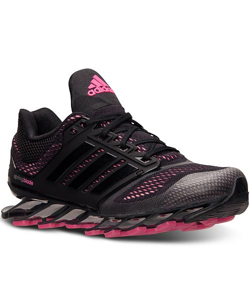 c522286b56d0 adidas Women s Springblade Drive Running Sneakers from Finish Line ...