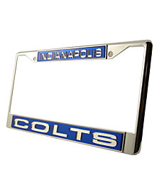 Rico Industries Indianapolis Colts License Plate Frame