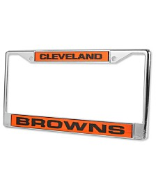 Rico Industries Cleveland Browns License Plate Frame