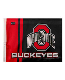 Rico Industries Ohio State Buckeyes Car Flag