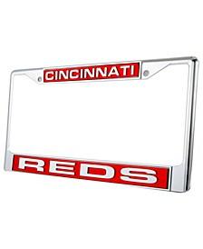 Cincinnati Reds License Plate Frame