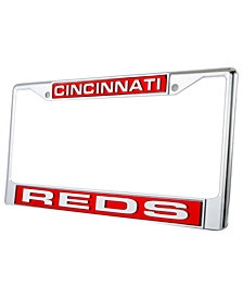 Rico Industries Cincinnati Reds License Plate Frame
