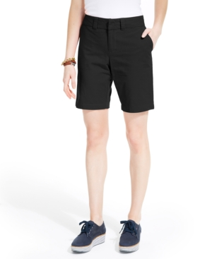 Tommy Hilfiger  HOLLYWOOD BERMUDA SHORTS, CREATED FOR MACY'S