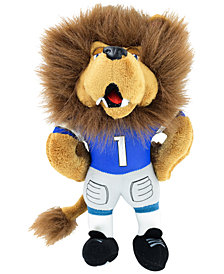 Forever Collectibles Detroit Lions 8-Inch Plush Mascot