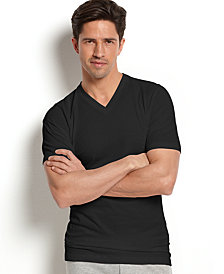 jockey men's tagless slim-fit v-neck Undershirt 3-pack