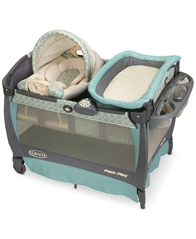 Graco Pack 'n Play� Playard with Cuddle Cove� Rocking Seat