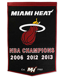 Winning Streak Miami Heat Dynasty Banner