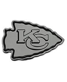 Stockdale Kansas City Chiefs Metal Auto Emblem