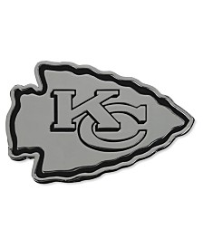 Stockdale Kansas City Chiefs Metal Auto Emblem
