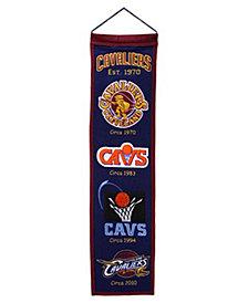 Winning Streak Cleveland Cavaliers Heritage Banner