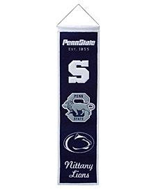 Winning Streak Penn State Nittany Lions Heritage Banner