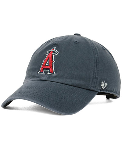'47 Brand Los Angeles Angels of Anaheim Clean Up Cap