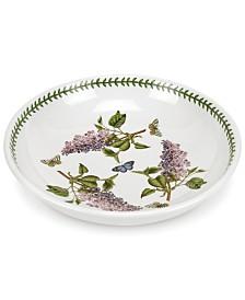 Portmeirion Dinnerware, Botanic Garden Pasta/Low Open Fruit Bowl