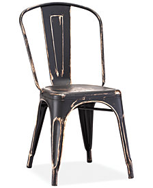 Walker Side Chairs (Set Of 2), Quick Ship