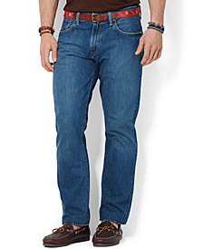 Polo Ralph Lauren Men's Stanton Straight-Fit Jeans