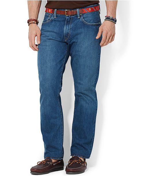 Polo Ralph Lauren Men's Hampton Relaxed Straight Jean