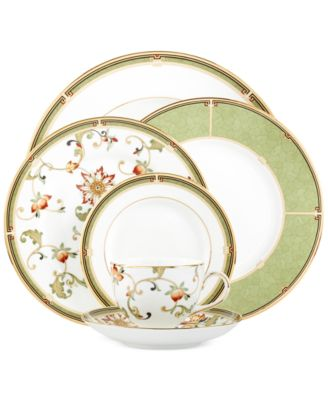 Oberon Accent Salad Plate