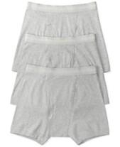 Calvin Klein Men s Cotton Classic Boxer Briefs 3-Pack NU3019 183b42b4c3