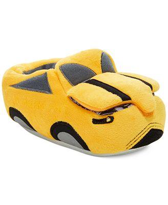 Stride Rite Little Boys\' or Toddler Boys\' Light-Up Car Slippers ...