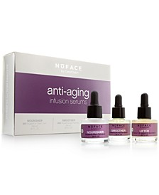Anti-Aging Infusion Serums Trio