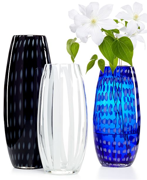 Mikasa Artisan Vase Collection