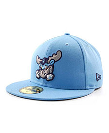 New Era Wilmington Blue Rocks MiLB 59FIFTY Cap
